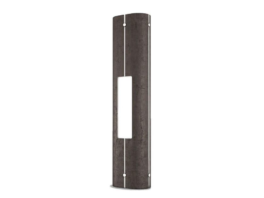 Mixed steel-concrete beam and column NPS® SMART PTC® COLUMN by Tecnostrutture