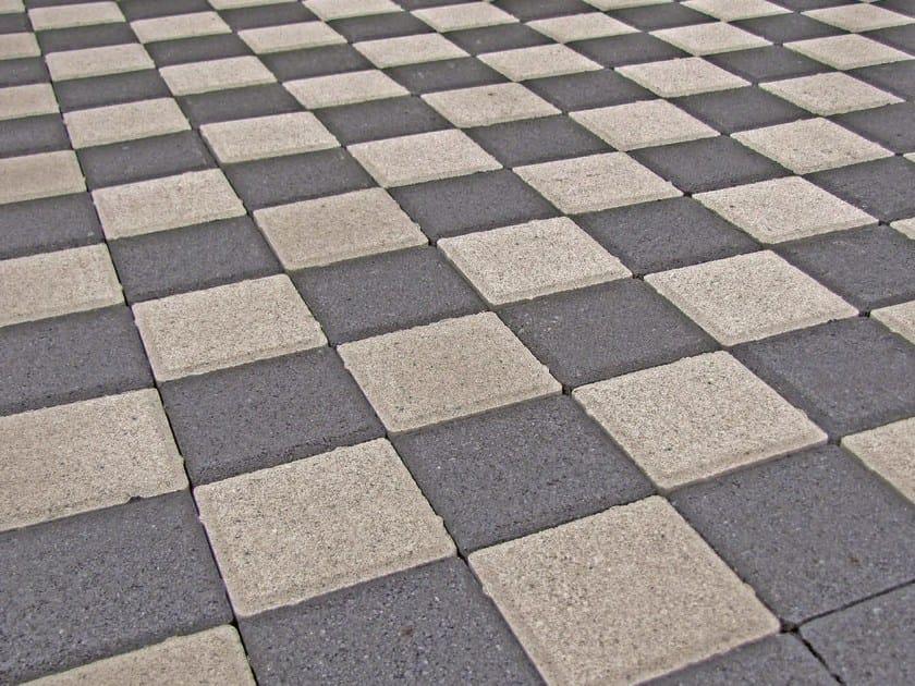 Paving block CUBETTO - PAVESMAC