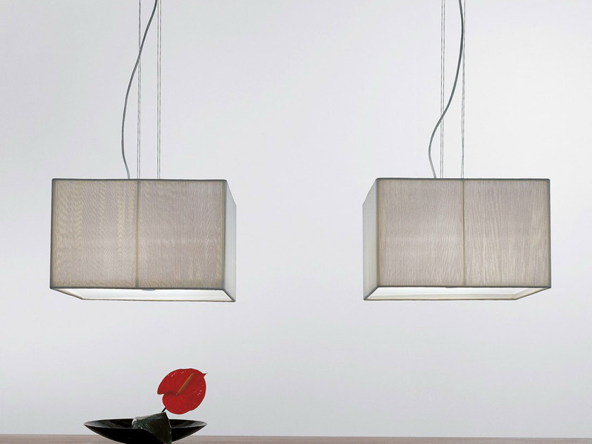 Handmade silk pendant lamp CLAVIUS | Pendant lamp - AXO LIGHT