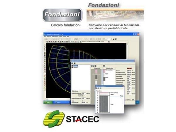 Calcolo  fondazioni FONDAZIONI - STACEC