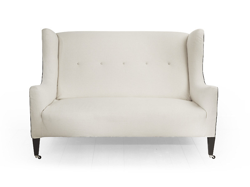 3 seater fabric sofa AMARILLIS | 3 seater sofa by MARIONI