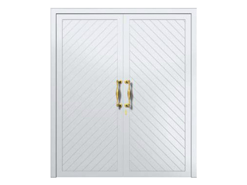 Aluminium armoured door panel SPIGA/KL+SPIGA/KM - ROYAL PAT
