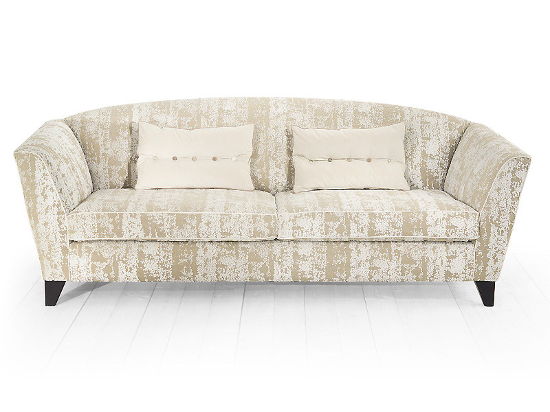 3 seater fabric sofa AZHAR | Sofa - MARIONI