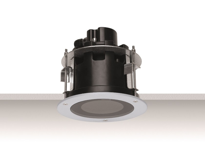 LED ceiling recessed aluminium Outdoor spotlight GUARDIAN - Linea Light Group