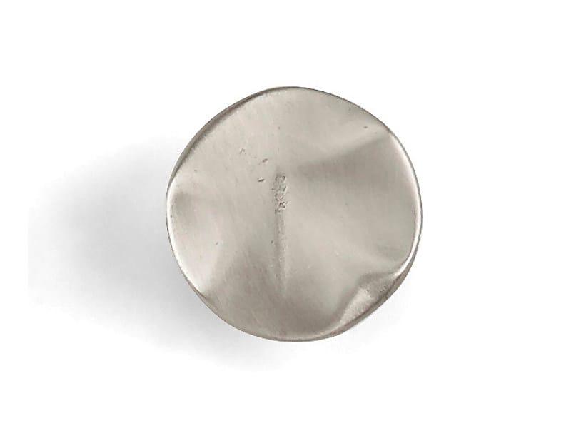 Metal Furniture knob STONE | Furniture knob - MARIONI
