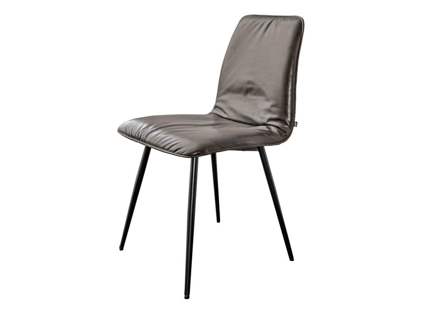 Upholstered fabric chair MAVERICK CASUAL | Chair - KFF