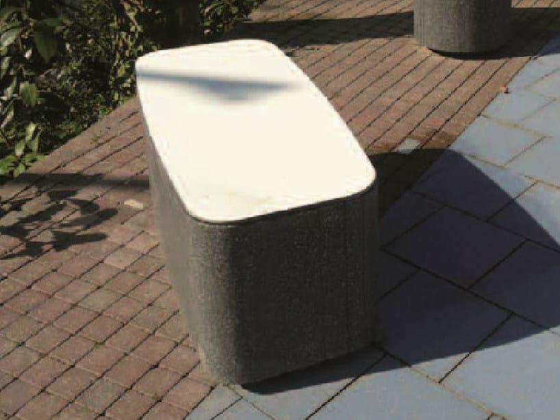 Backless Bench RECTANGULAR BENCH - PAVESMAC