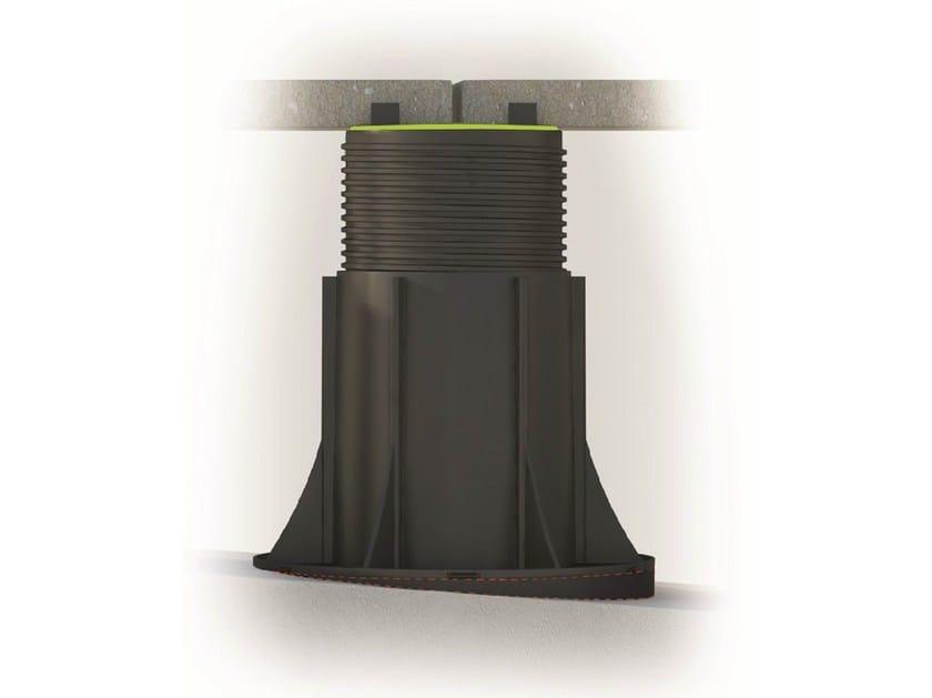 Modular system for raised flooring SUPF - PROFILITEC