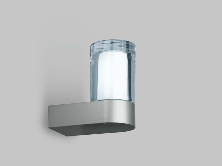 Fluorescent aluminium Wall Lamp iPOINT - iGuzzini Illuminazione
