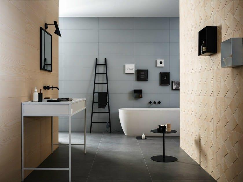 Indoor porcelain stoneware wall tiles NORDIC WOOD - MARAZZI