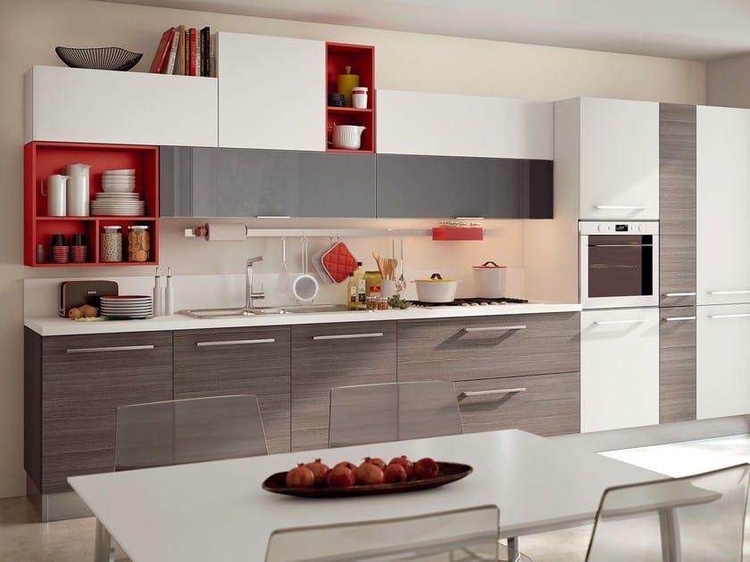 Cucine Lube Swing : Cucina componibile laccata swing cucine lube