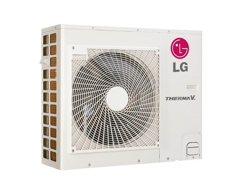 Air to water Heat pump HM031M U42   Heat pump - LG Electronics Italia