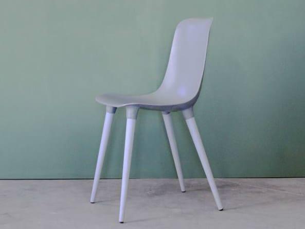 Resin chair NAXO | Chair - Binome