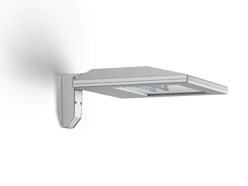 LED adjustable aluminium Outdoor floodlight TARSIUS | Outdoor floodlight - Platek