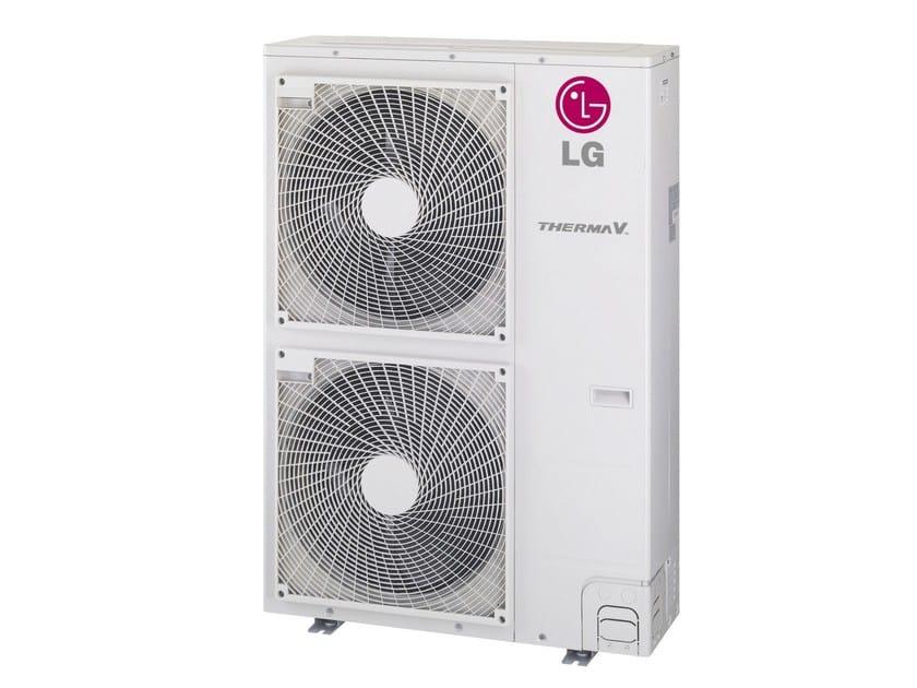 Air to water Heat pump HU161H U32 | Heat pump by LG Electronics