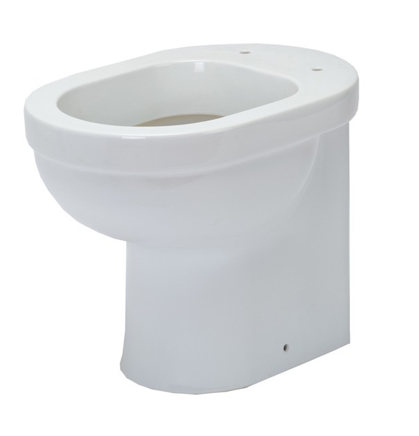Porcelain toilet SENIOR 46 | Toilet - EVER by Thermomat Saniline