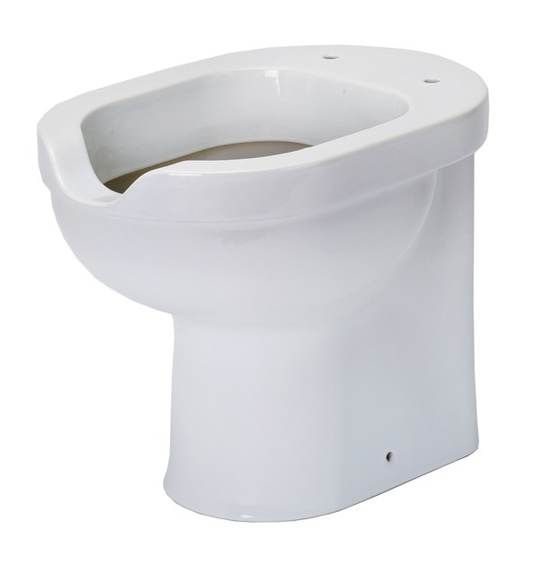 Porcelain toilet for disabled SENIOR 46 | Toilet for disabled by EVER Life Design
