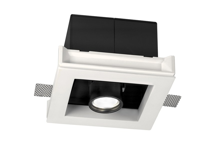 LED adjustable recessed spotlight BULL - Buzzi & Buzzi