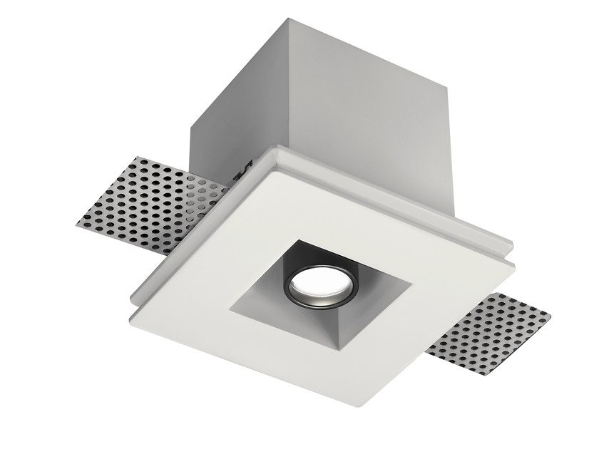 LED adjustable recessed spotlight TAURUS - Buzzi & Buzzi