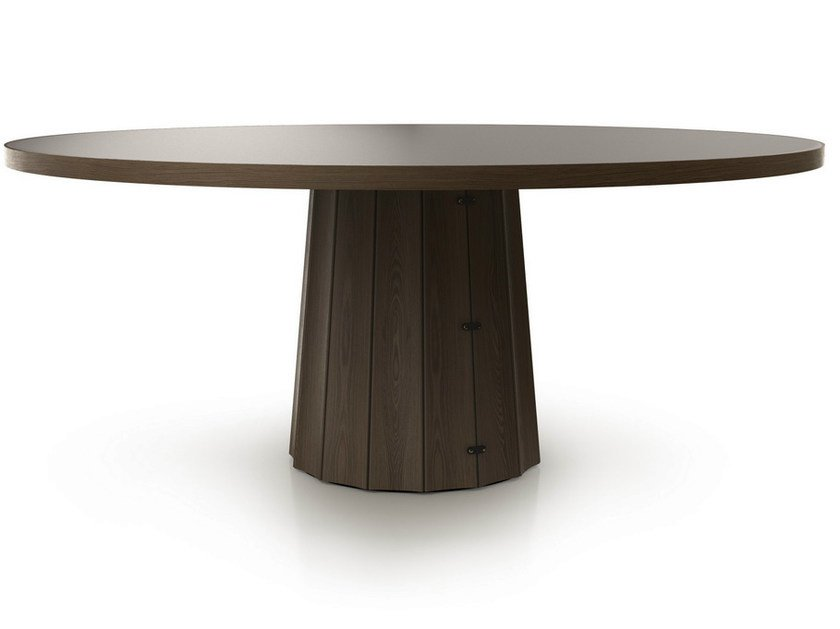 Wooden table CONTAINER TABLE BODHI 7056 by moooi