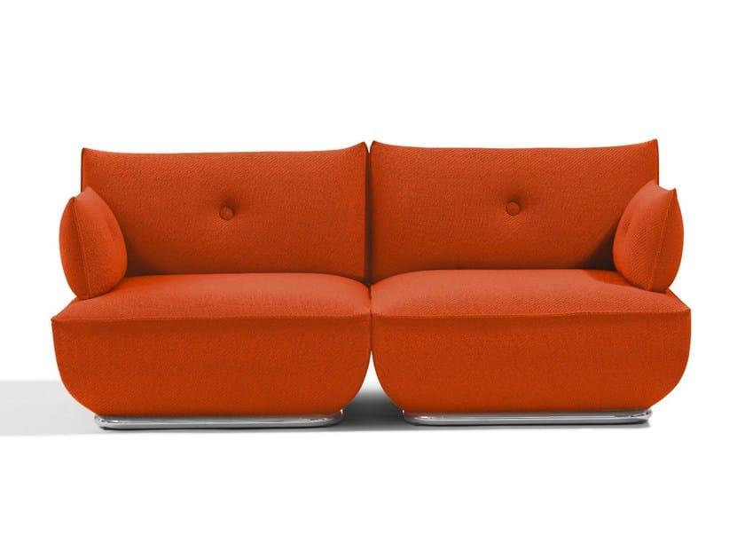 Sectional 2 seater sofa DUNDER | 2 seater sofa - Blå Station