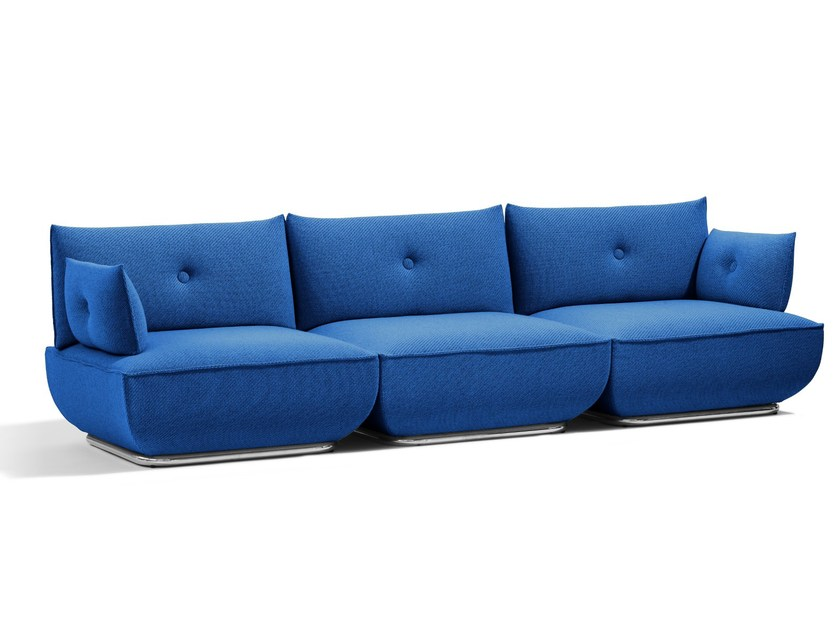 DUNDER 4 Seater Sofa By Bl Station Design Stefan Borselius