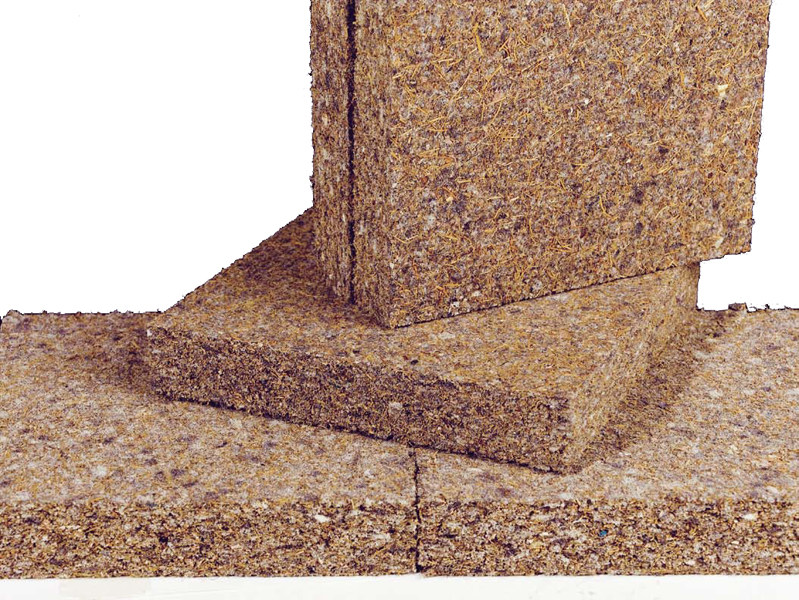 Pannello fonoisolante in fibra di cocco - LEGNOPAN