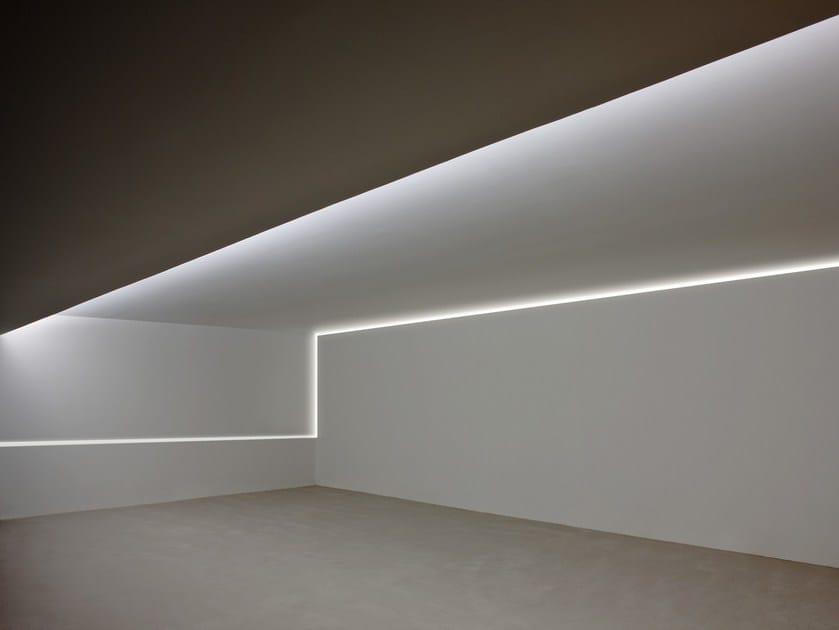 Profilo per illuminazione da incasso per moduli LED MOONLINE - FLOS