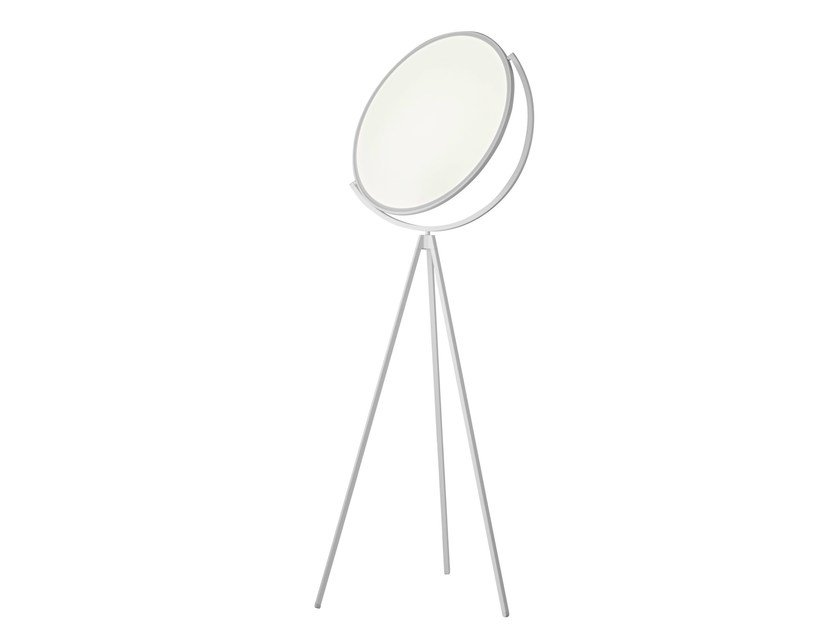Adjustable floor lamp SUPERLOON by FLOS