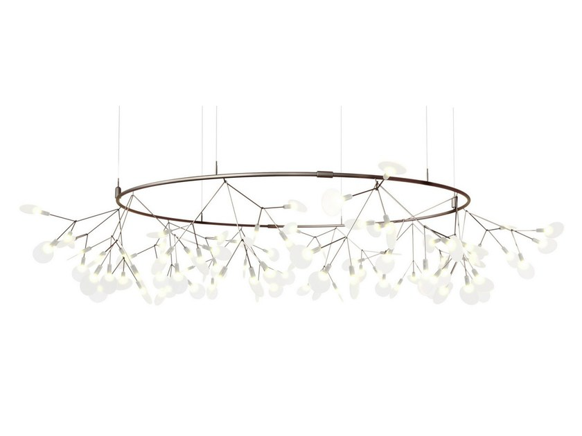 Chandelier HERACLEUM SMALL BIG O - Moooi©