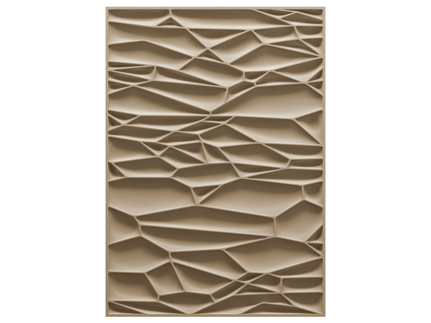 Patterned rectangular rug DRY - Moooi©