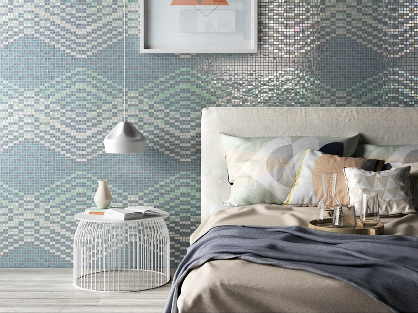 Glass mosaic MELLOW SMOKE - Mosaico+