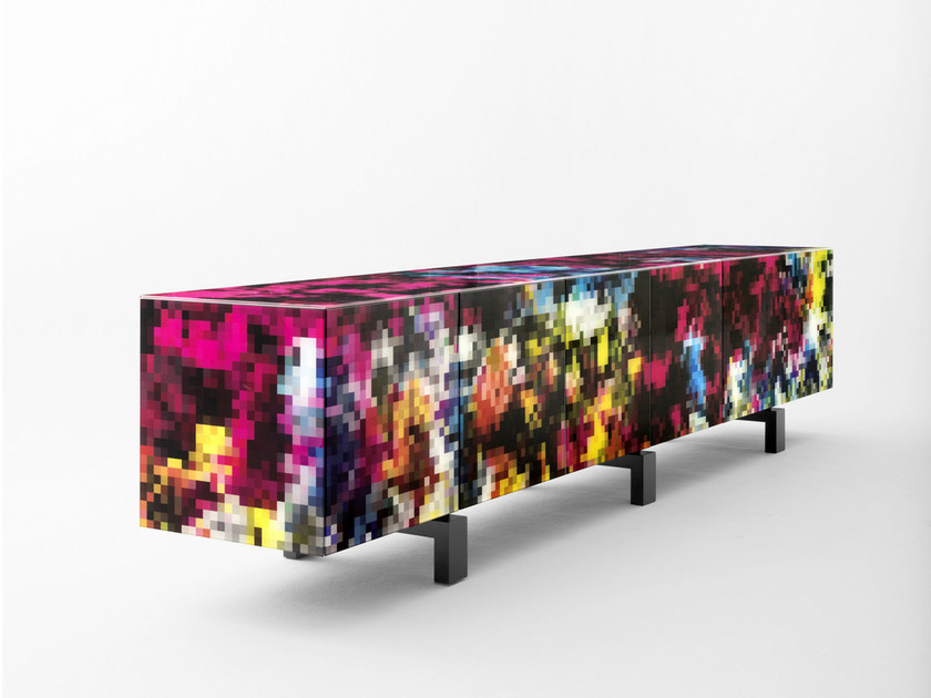 Lacquered MDF sideboard DREAMS - BD Barcelona Design