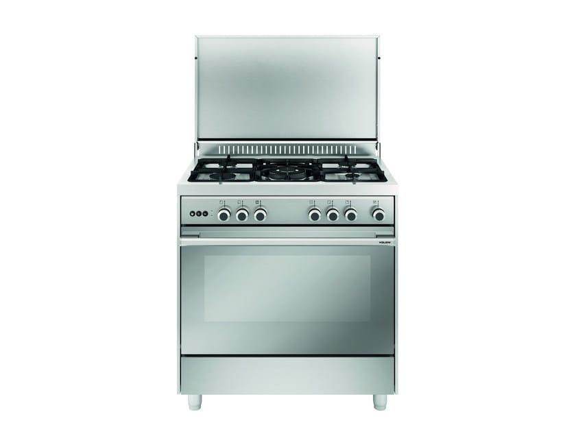 Steel cooker M855MIC | Cooker - Glem Gas