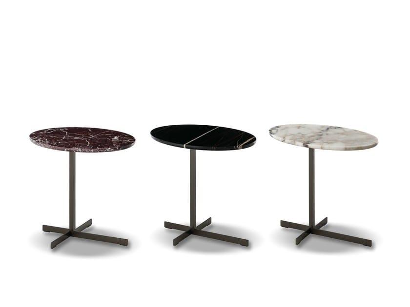 "Coffee table JOY ""JUT OUT"" by Minotti"