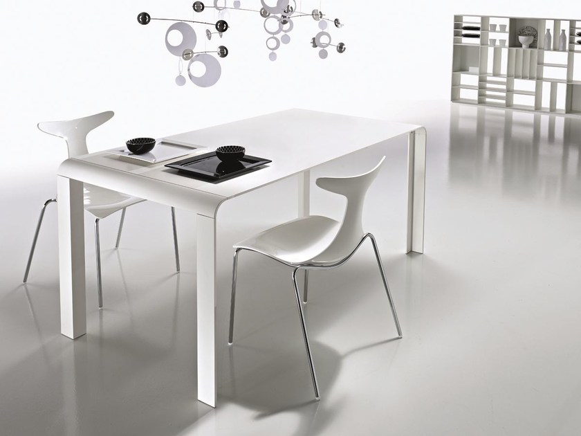 Rectangular dining table SLIM | Rectangular table by CIACCI
