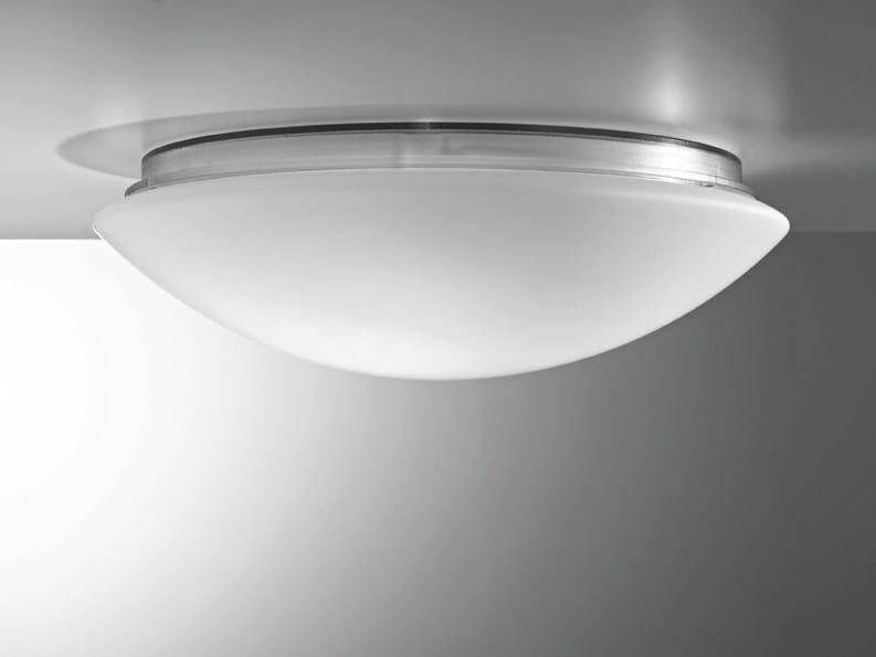 Glass ceiling lamp BIS IP44 | Ceiling lamp - Ailati Lights