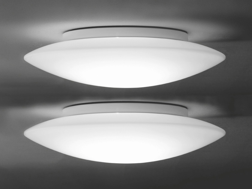 Glass ceiling lamp BIS BAYONET   Ceiling lamp by Ailati Lights