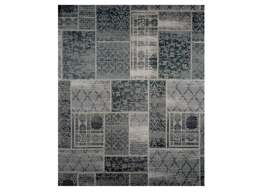 Patchwork rectangular rug BABYLONIA by Colico