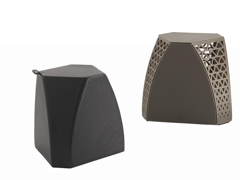 Side table HUDSON | Coffee table by Poltrona Frau