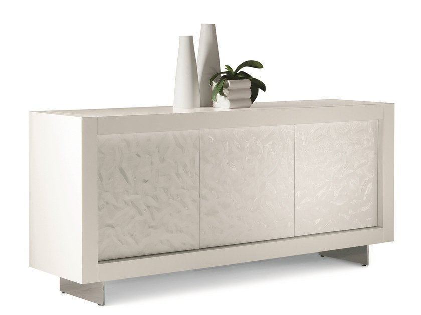 Steel sideboard with doors MITO PICASSO P1 | Sideboard - RIFLESSI