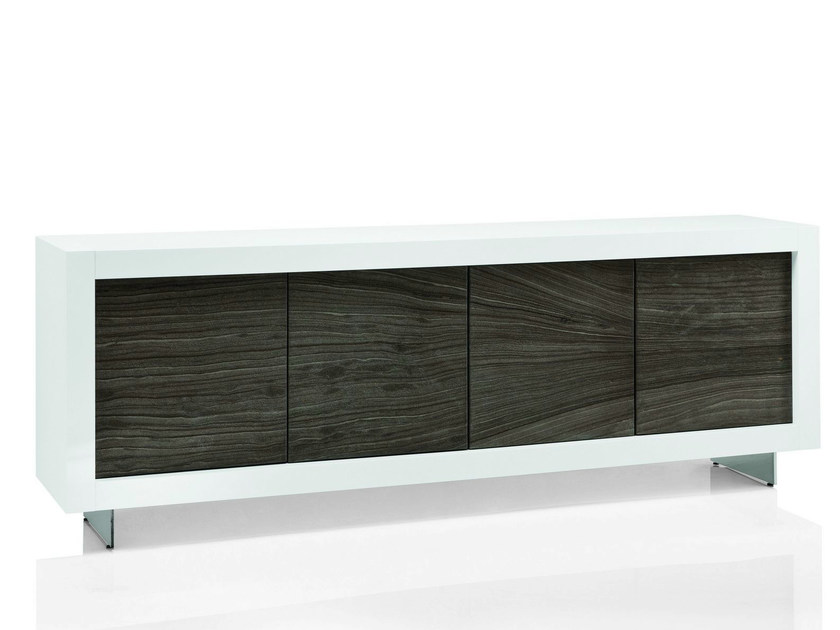 Sideboard with doors PICASSO P12   Sideboard - RIFLESSI