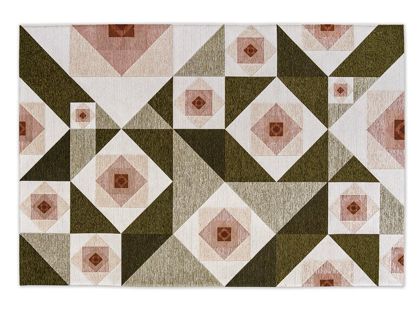 Rectangular rug ROSE - Calligaris