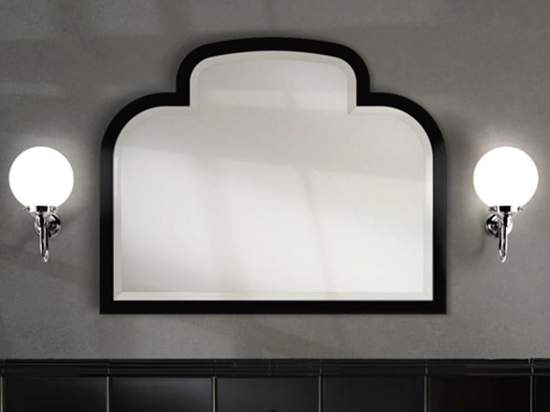 Wall-mounted framed mirror MUSIC | Mirror - Devon&Devon