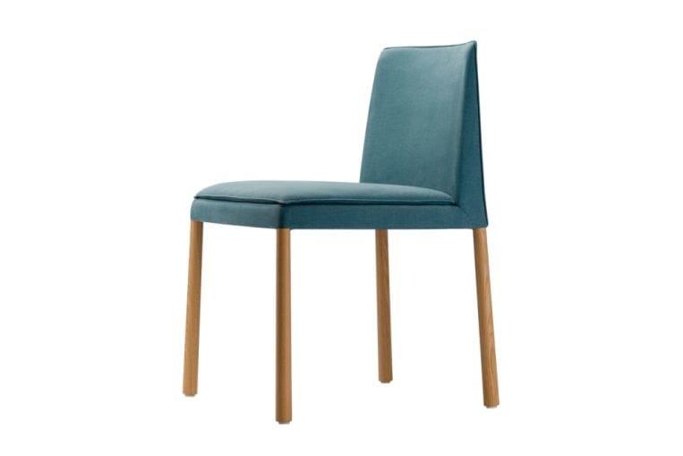 Upholstered chair 192 P - THONET