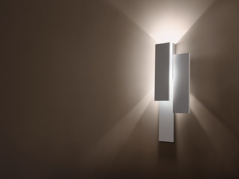 LED indirect light wall light KLANG | SUONO - Cini&Nils