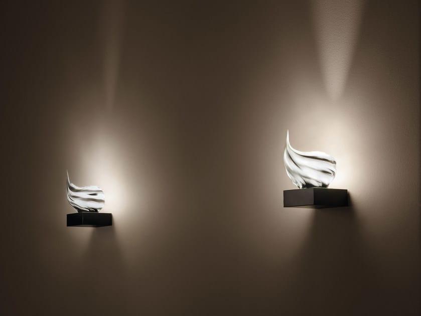 LED silicone wall light VOLUTA - Cini&Nils