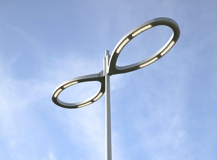 LED street lamp VALEA - ECLATEC