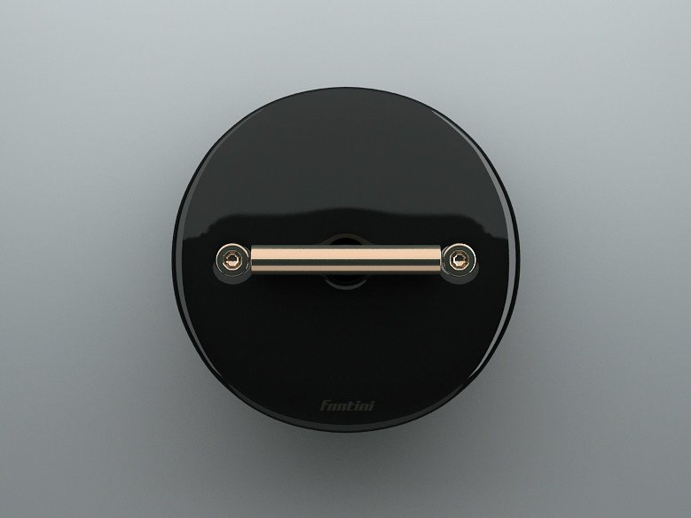 Porcelain wiring accessories DØ | Porcelain wiring accessories - FONTINI GROUP