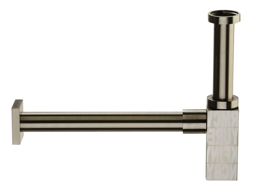 Brass sink siphon OXY DEKORA | Sink siphon - Daniel Rubinetterie